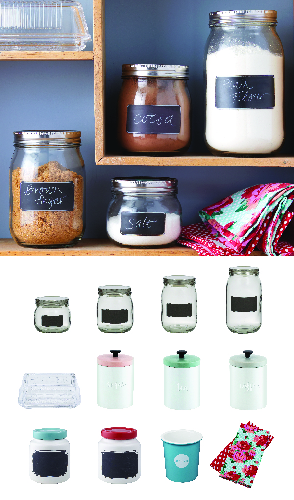 Pantry Essentials | Anna Gare Official Website
